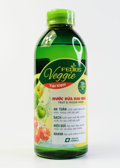 Nước rửa rau Veggies