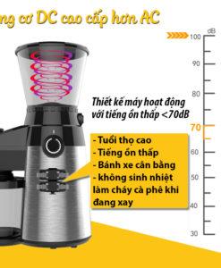 máy xay cà phê chuyên nghiệp kahchan 171