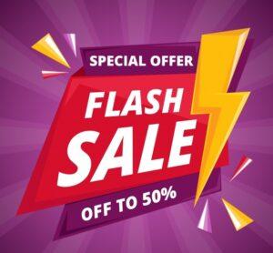 flash sale background flat style 23 2147766285