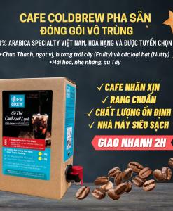 CAFE PHA SẴN DÒNG ANA