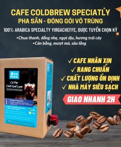 CAFE PHA SẴN DÒNG YIRGACHEFFE
